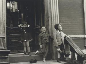 Childres, de Helen Levitt