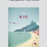 Varados en Río, de Javier Montes