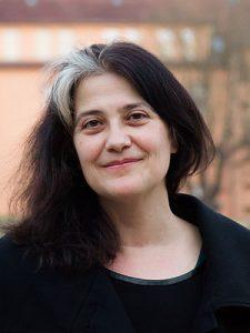 La escritora Rosa Ribas